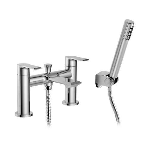 Bathrooms to Love Aquado Chrome Bath Shower Mixer