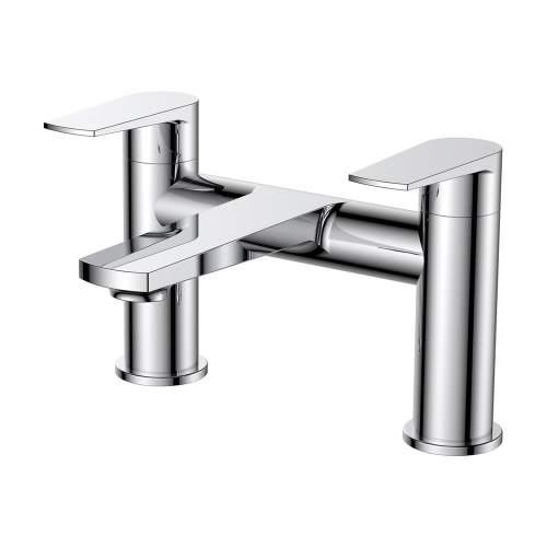 Bluci Pendio Chrome Bath Filler