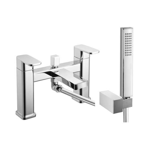 Bluci Sebatta Chrome Bath Shower Mixer