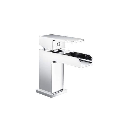 Bluci Ricco Chrome Cloakroom Basin Mixer