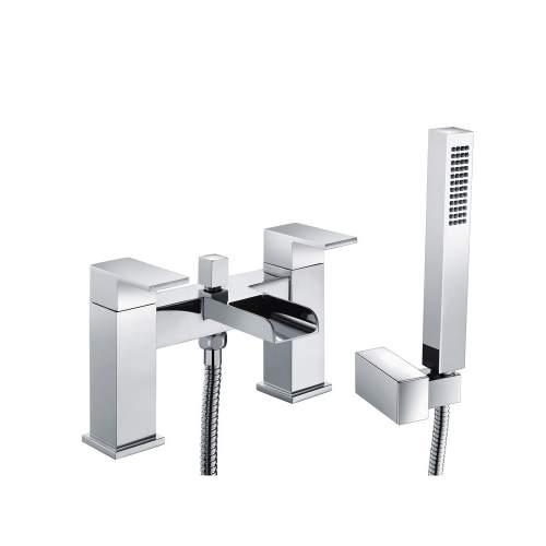 Bluci Ricco Chrome Bath Shower Mixer