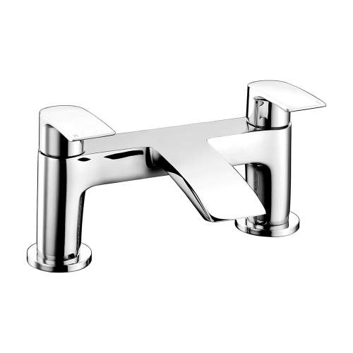 Bluci Cielo Chrome Bath Filler