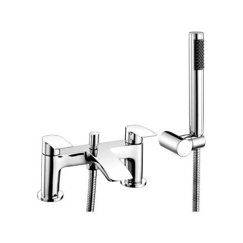 Bluci Cielo Chrome Bath Shower Mixer