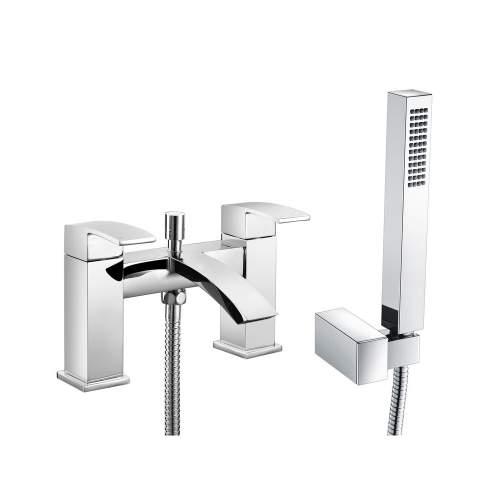 Bluci Rima Chrome Bath Shower Mixer