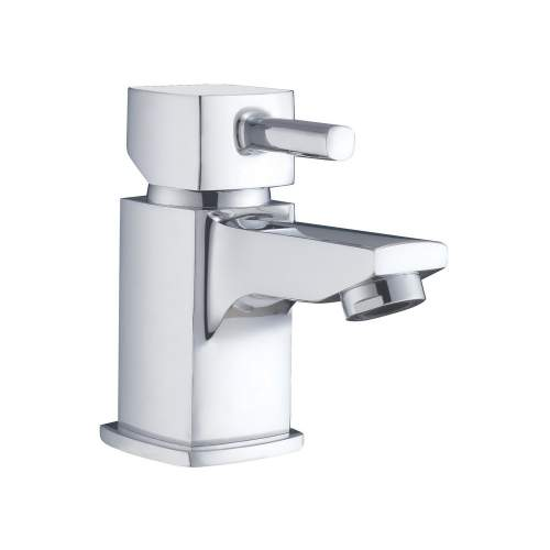 Bluci Fonte Chrome Monobloc Cloakroom Basin Mixer
