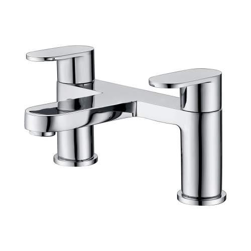 Bluci Vendio Chrome Bath FIller