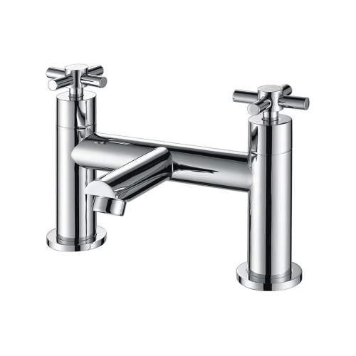 Bluci Siena Chrome Bath Filler