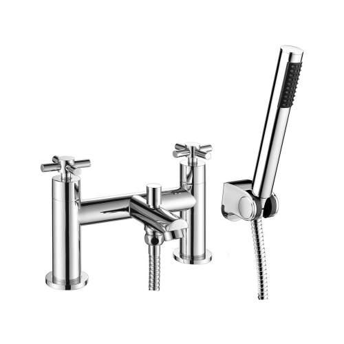Bluci Siena Chrome Bath Shower Mixer