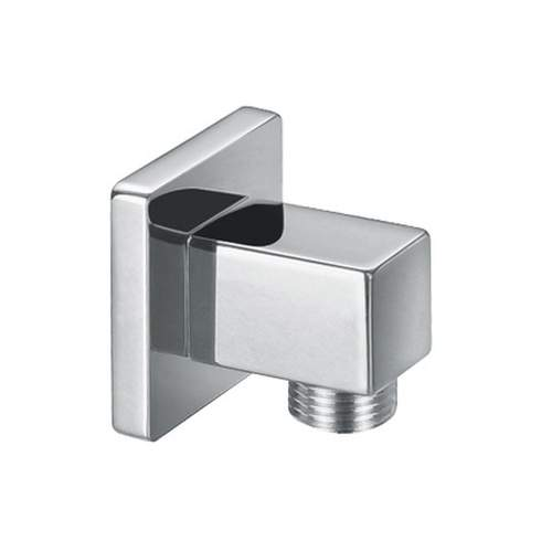 Bluci Square Wall Outlet Elbow