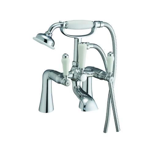Bluci Levato Chrome Bath Shower Mixer