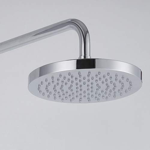 Bluci Primo Cool-Touch Thermostatic Mixer Shower with Round Shower Head