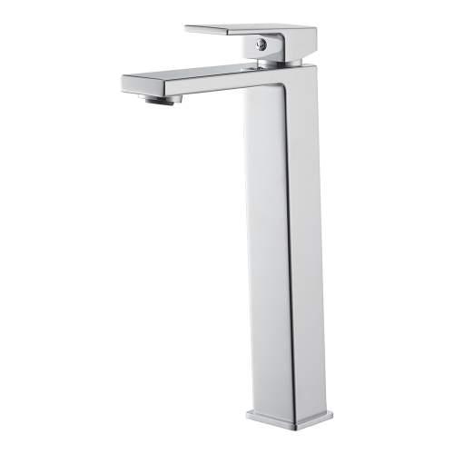 Bluci Lys Chrome Single Lever Tall Basin Mixer