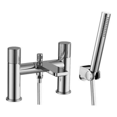Bluci Tenacio Chrome Bath Shower Mixer