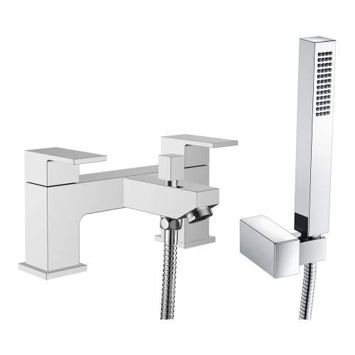 Bluci Picola Chrome Bath Shower Mixer