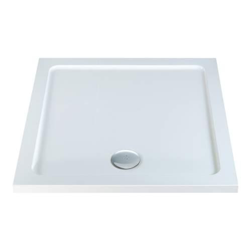Bluci Low Profile Square Slimine Shower Tray