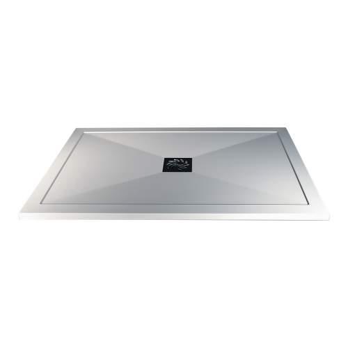 Bluci Ultra-Slim Stone Resin Shower Tray