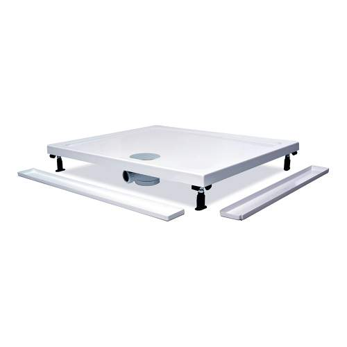 Bluci Easy Plumb Shower Tray Riser Kit A For Square Trays
