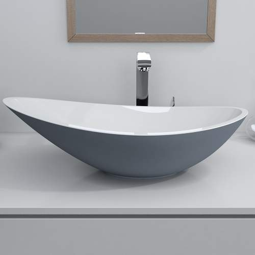 Bluci Elemi  No Tap Hole Wash Bowl
