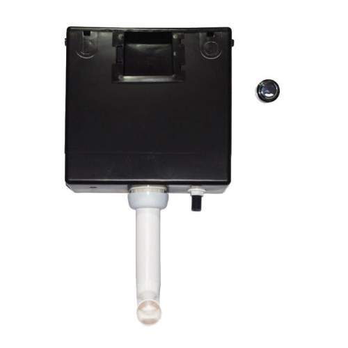 Bluci Bottom Inlet Dual Flush Concealed Cistern