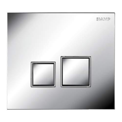 Bluci Square Flushplate