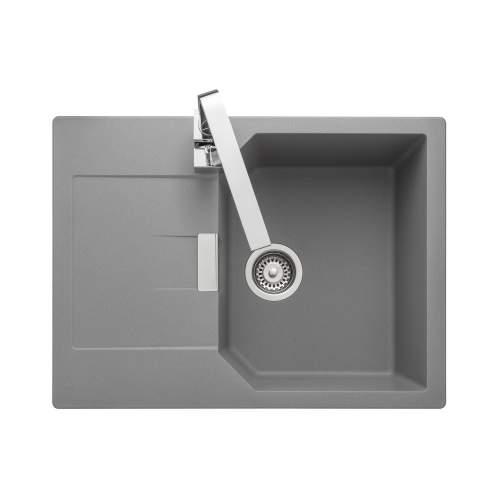 Rangemaster Mayon Igneous Compact Granite Inset Sink