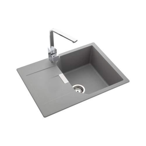 Rangemaster Mayon Compact Igneous Granite Inset Sink