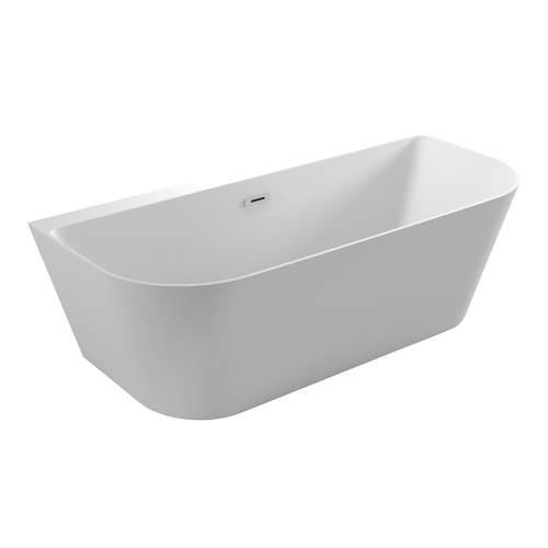 Bluci Linton Freestanding Double Ended Bath