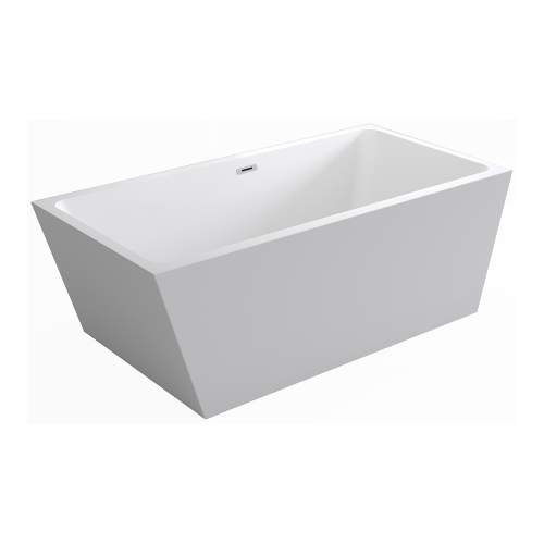 Bluci Hoxton Freestanding Double Ended Bath