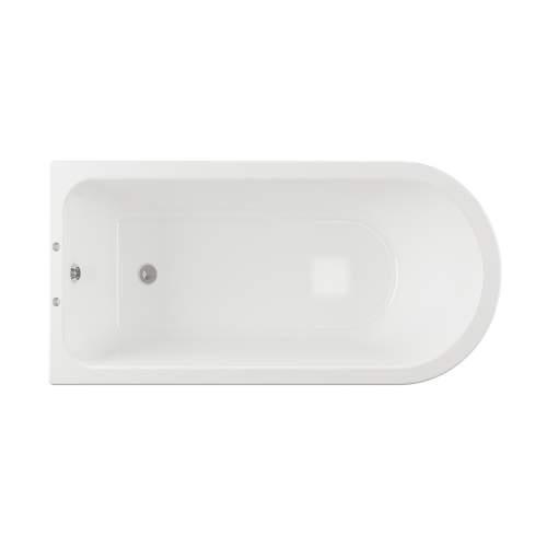 Bluci Clevedon Freestanding Single Ended Bath