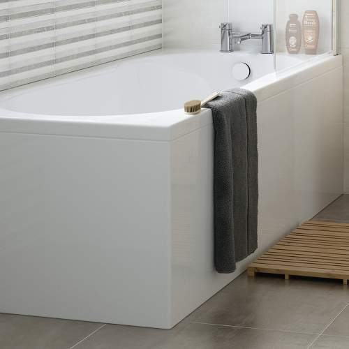 Bluci One Piece 1810 x 810mm Bath Front and End Panel
