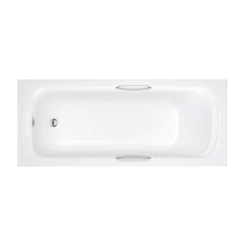 Bluci Granada II Single Ended Twin Grip Bath