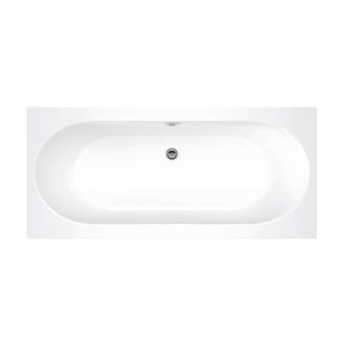 Bluci Cascade Supercast Luxury Double End Bath
