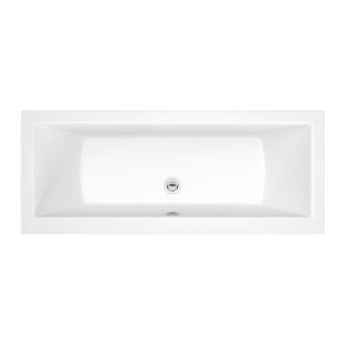 Bluci Solarna Supercast Luxury Double End Bath