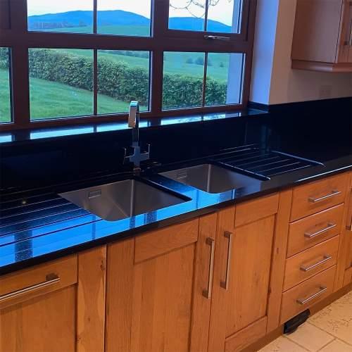 Caple Mode 40 Undermount Single Bowl Kitchen Sink