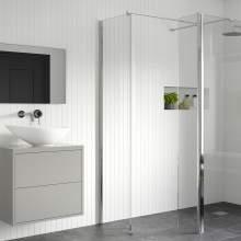 Bluci 8mm Wetroom Side Panel