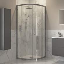 Bluci 2000mm High Two Door Quadrant Shower Enclosure