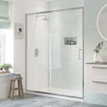 Bluci Flex Framed Shower Enclosure Sliding Door
