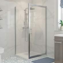 Bluci Classic Shower Enclosure Infold Door