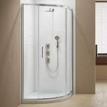 Bluci Sublime 1 Door Quadrant Shower Enclosure