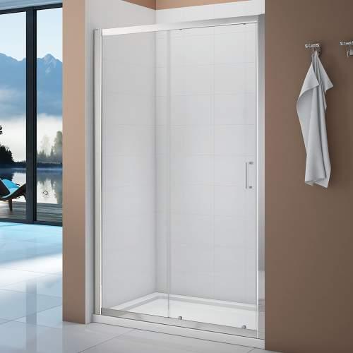 Bluci Boost Shower Enclosure Sliding Door