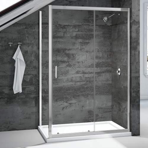 Bluci Loft Shower Enclosure Side Panel