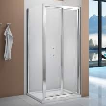 Bluci Boost Shower Enclosure Bifold Door