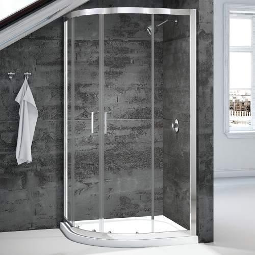 Bluci Loft 2 Door Quadrant Shower Enclosure