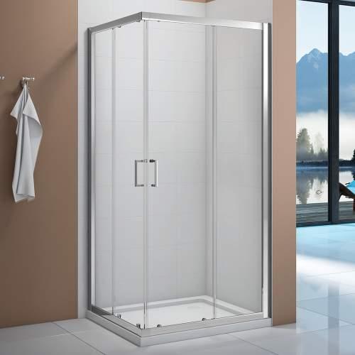 Bluci Boost Corner Entry Shower Enclosure