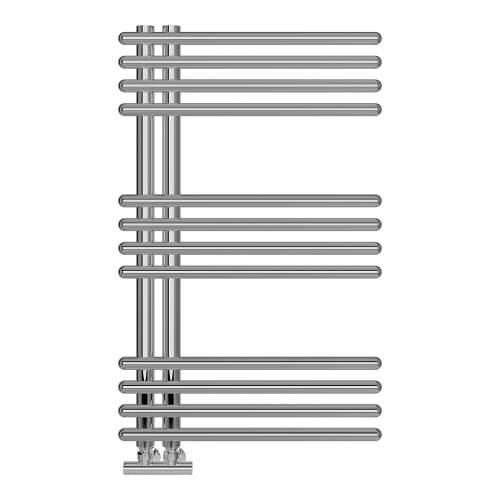 Bluci Rhondi Designer Round Ladder Radiator 500 x 800mm