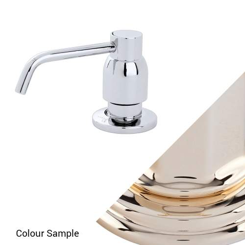 Perrin & Rowe 6495 Contemporary Deck Mounted Soap Dispenser