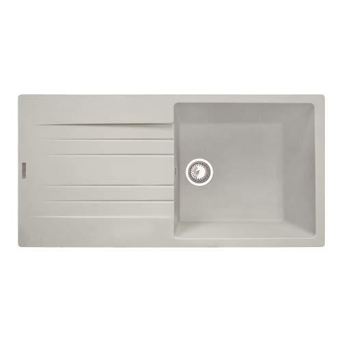 Reginox Hampton 10 Single Bowl Granite Sink