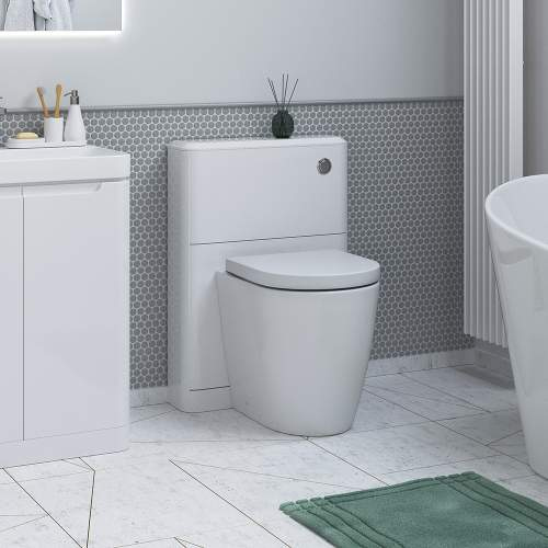 Bluci Lambra Floor Standing Bathroom WC Unit