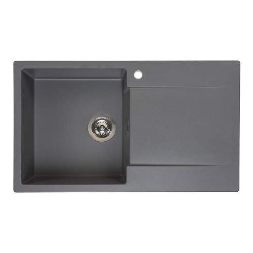 Reginox Amsterdam 10 Single Bowl Granite Sink