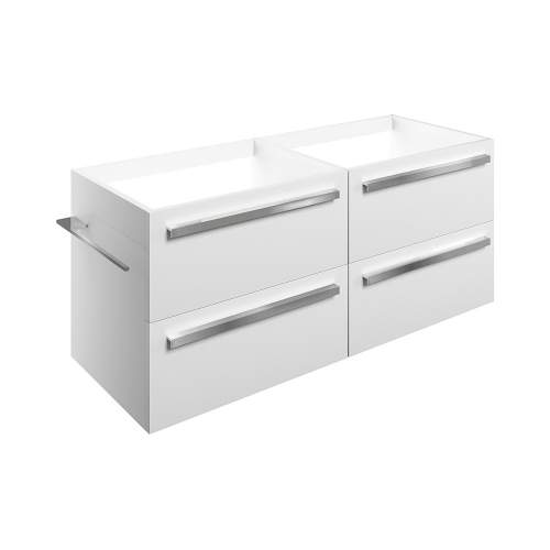 Bluci Morina 1200mm Wall Hung Bathroom Basin Unit with No Top